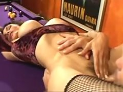 Amateur guy sucks gorgeous shemale