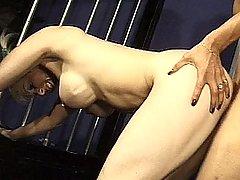 Pussy full of tranny cock
